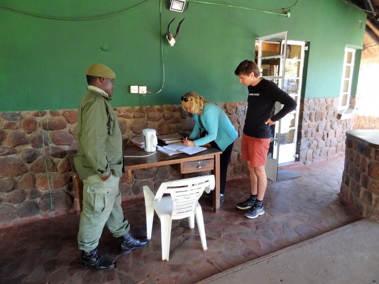 Zimbabwe buraucratie
