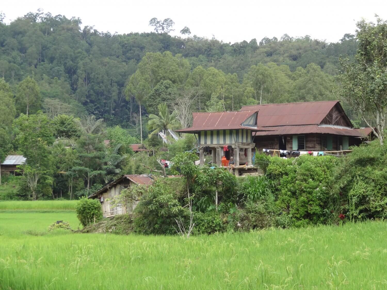Indonesië onderweg